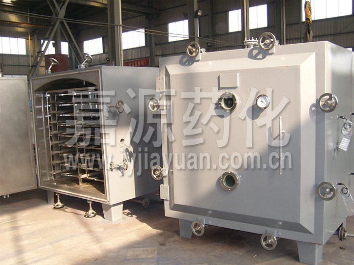 FZG / YZG square, circular static vacuum dryer